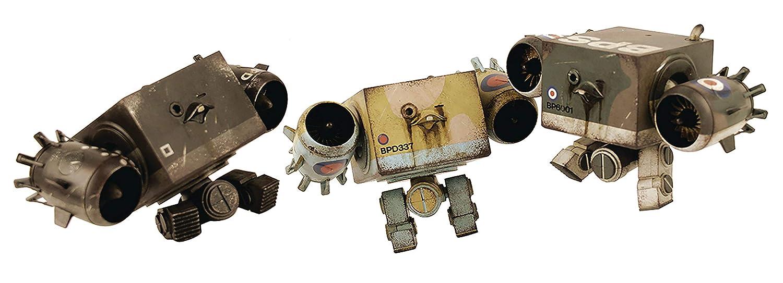 3AGO V-TOL Square R1 Figure Set