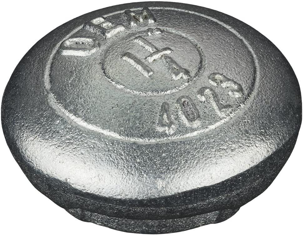 Oil Tank Mushroom Vent Cap 1-1//4 MSHRM TNK VENT CAP