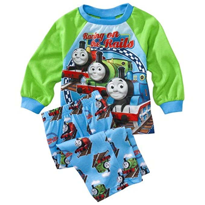 Thomas the Train Infant 2pc Pajamas Racing on the Rails (12Mos)