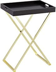 Aspect Hotel Style Hopkins Foldable Detachable Butler Table/Serving Tray