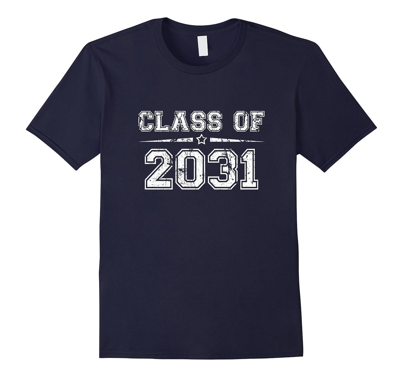 Class of 2031 T-Shirt - Future Kindergarten Graduate-T-Shirt
