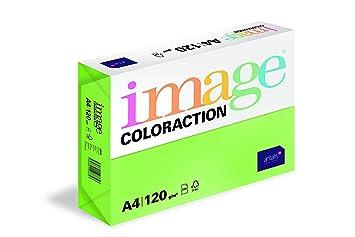 Coloraction Antalis 838A 120S 15 Copy Paper DIN A4 120 g//m/² Amsterdam Orange