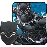 Marvel Nogginz Black Panther Pillow & Blanket Kids Bedding Set