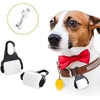 Toozey LED Collar Luminoso Perro - 2 PCS Luces de Collar de Perro Recargables USB para la Oscuridad - Luz de Collar de…