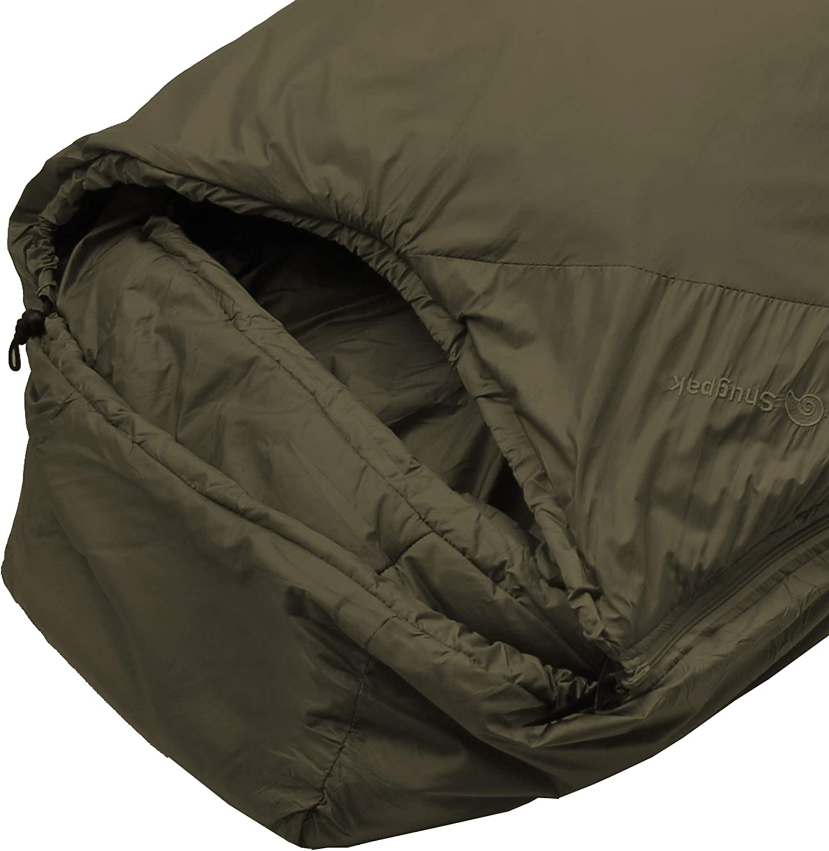 Snugpak Versatile Tactical System Sleeping Bag RH Zipper