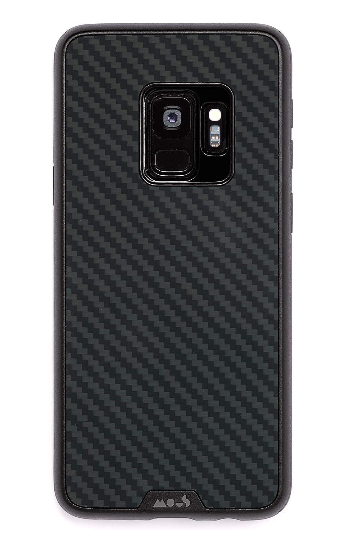 cheap for discount 27487 b7ac6 Mous Protective Samsung Galaxy S9 Case - Aramid Carbon Fiber - Screen  Protector Inc.