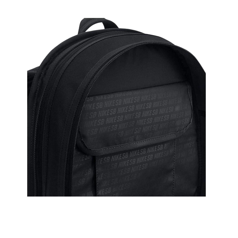 c1b8008e5bbbc7 Amazon.com  Nike SB RPM Solid Backpack Black Black  Sports   Outdoors