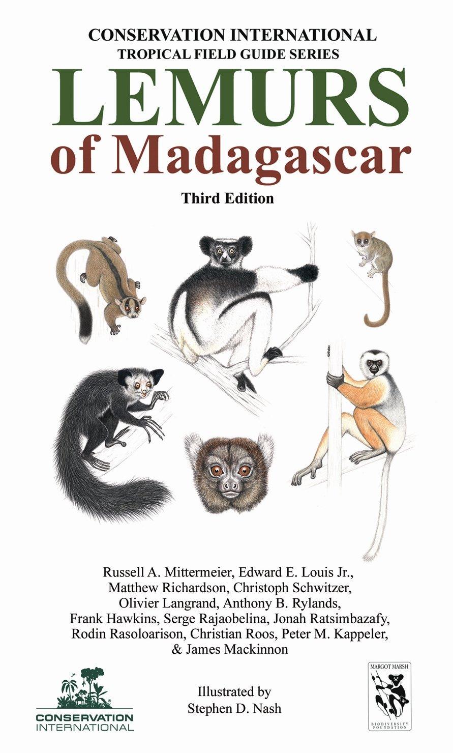 Lemurs of Madagascar (Conservation International Tropical Field Guides)