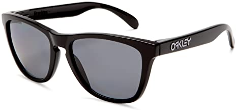 Oakley Frogskins Sunglasses polished black
