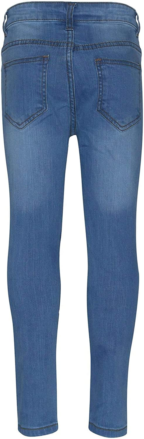 A2Z 4 Kids/® Boys Stretchy Jeans Kids Designers Ripped Light Blue Denim Skinny Pants Fashion Trousers Age 5 6 7 8 9 10 11 12 13 Years