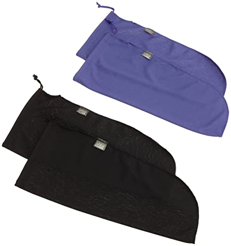 Lewis N. Clark Travel Shoe Bags with Drawstring