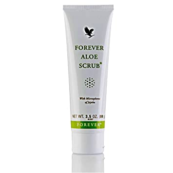 Forever Living Face Peeling For Face And Body With Aloe Vera (With  Microspheres Of Jojoba) 3,5 oz