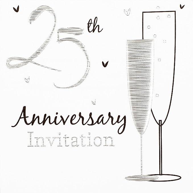 Simon Elvin Inviti Per 25esimo Anniversario Di Matrimonio
