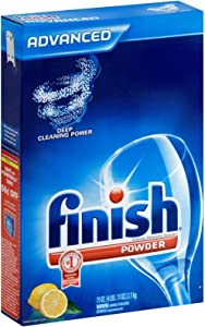 Finish Powder-Lemon Fresh-75 oz