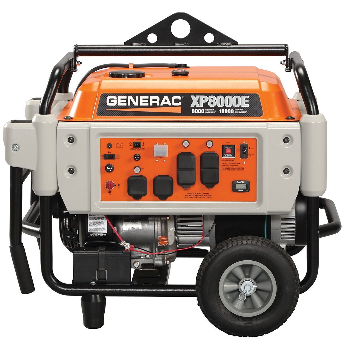 Generac Generator Wiring Diagram Model 0059430 Starting Know About Schematic Gp7500e