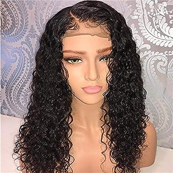 8A Glueless Full Lace Human Hair Wig 150