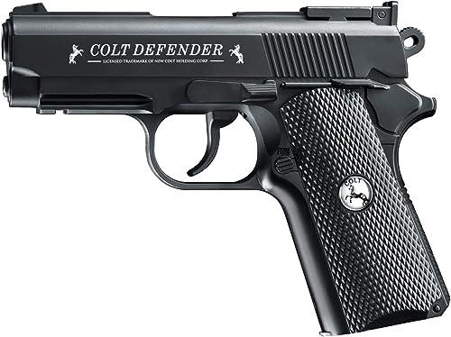 Colt Defender Semi-Automatic Metal Frame .177 Caliber BB Gun Air Pistol