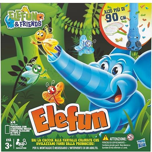 28 opinioni per Hasbro- Elefun [Versione 2012]