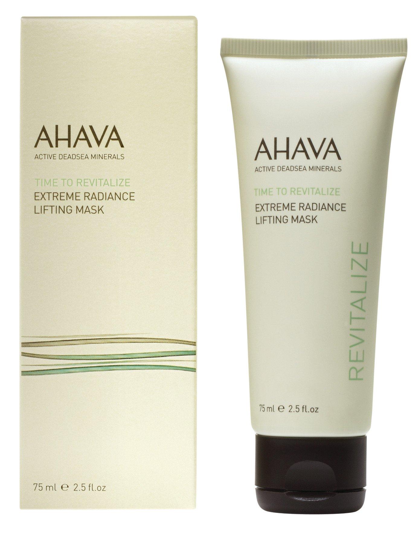 AHAVA Time to Revitalize Extreme Radiance Lifting Mask, 2.5 fl. oz.