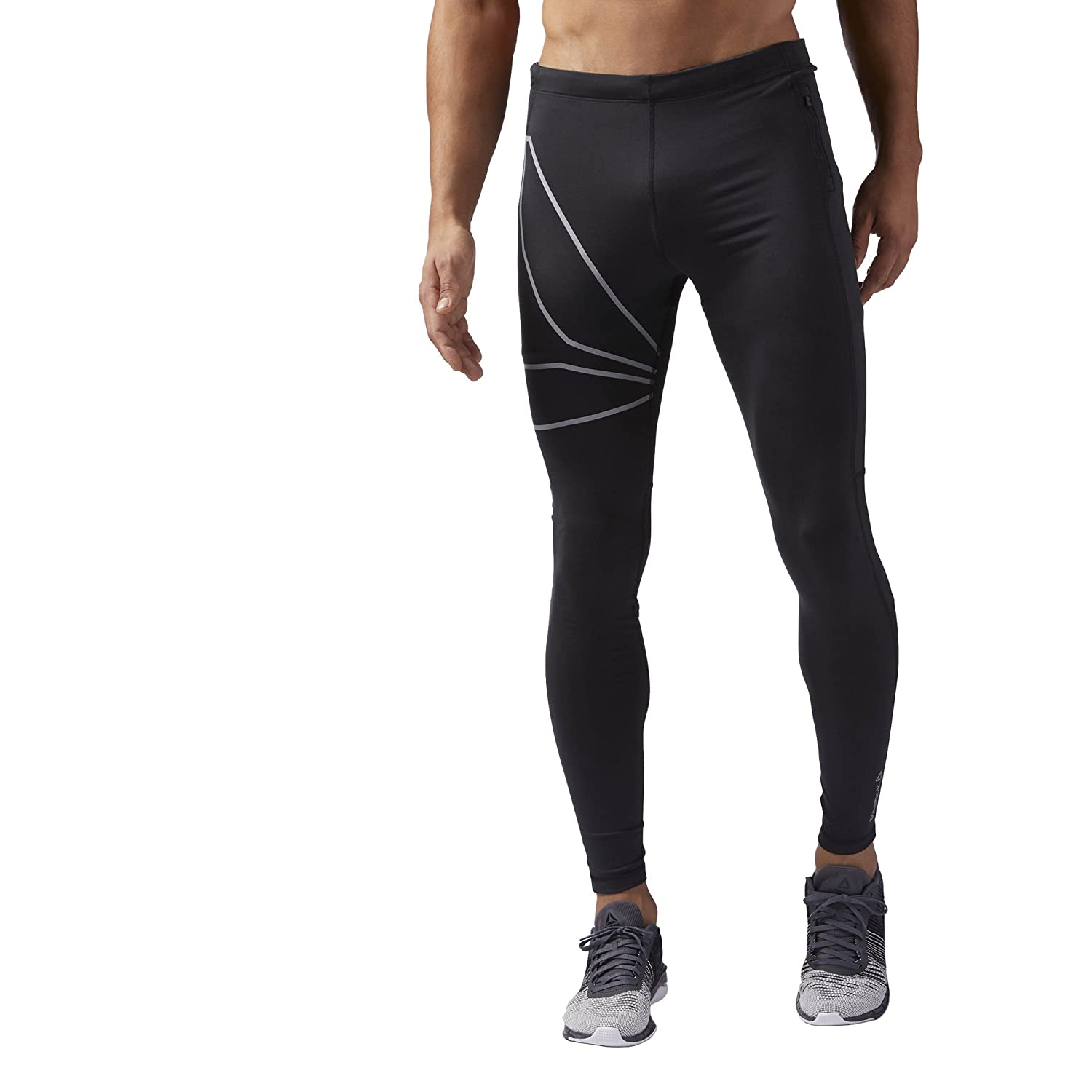 Reebok Men's Running Speedwick Tight