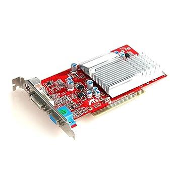 ATI Radeon PCI tarjeta gráfica con 8 MB hasta 512MB Radeon 9000 64MB