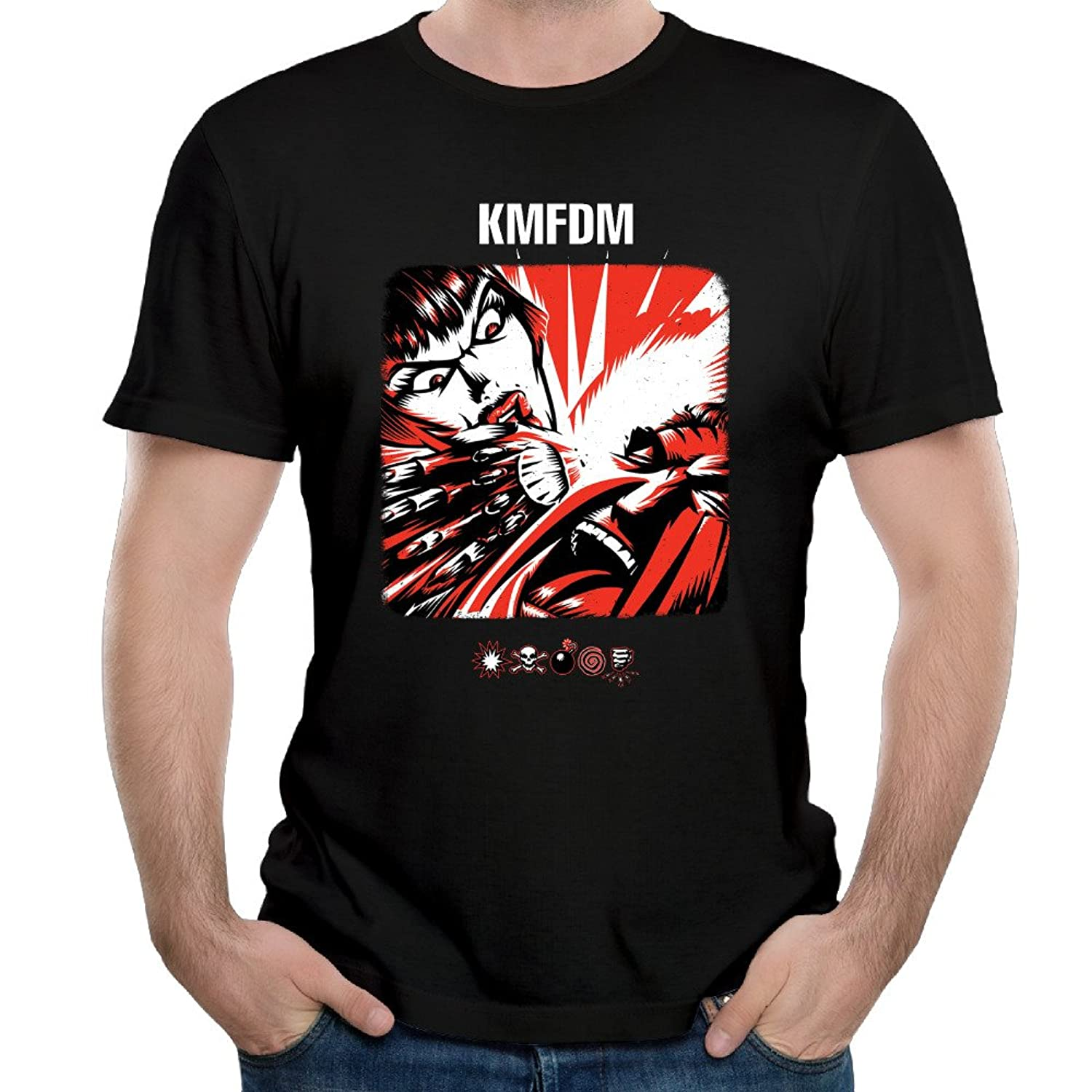 Amazon Man S Kmfdm Symbolst T