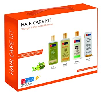 Buy Dr Batra S Hair Care Kit Online At Low Prices In India Amazon In