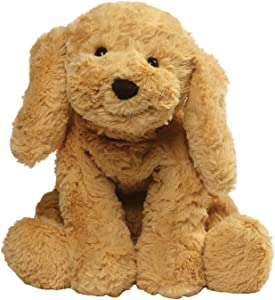 GUND Cozys Collection Puppy Dog Stuffed Animal Plush, Tan, 10