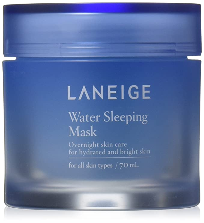 2015 New! Laneige Water Sleeping Mask 70ml (For All Skin Types) Made in Korea