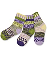 Solmate Socks, Mismatched Kids socks, A pair with a spare, Made in the USA