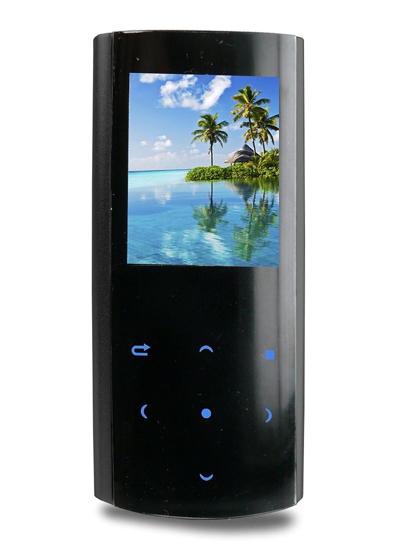Sylvania SMPK4065-BLACK 4GB MP3 Player with 1.8-Inch Screen: Amazon.ca:  Electronics