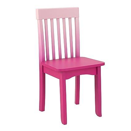 Strange Kidkraft Avalon Chair Hot Pink Ombre Ncnpc Chair Design For Home Ncnpcorg
