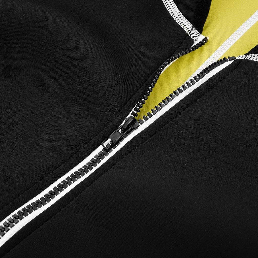 Womens Weight Loss Sauna Suit Fat Burner Workout Jacket Body Shaper Fitness Gym Sweat Shirt