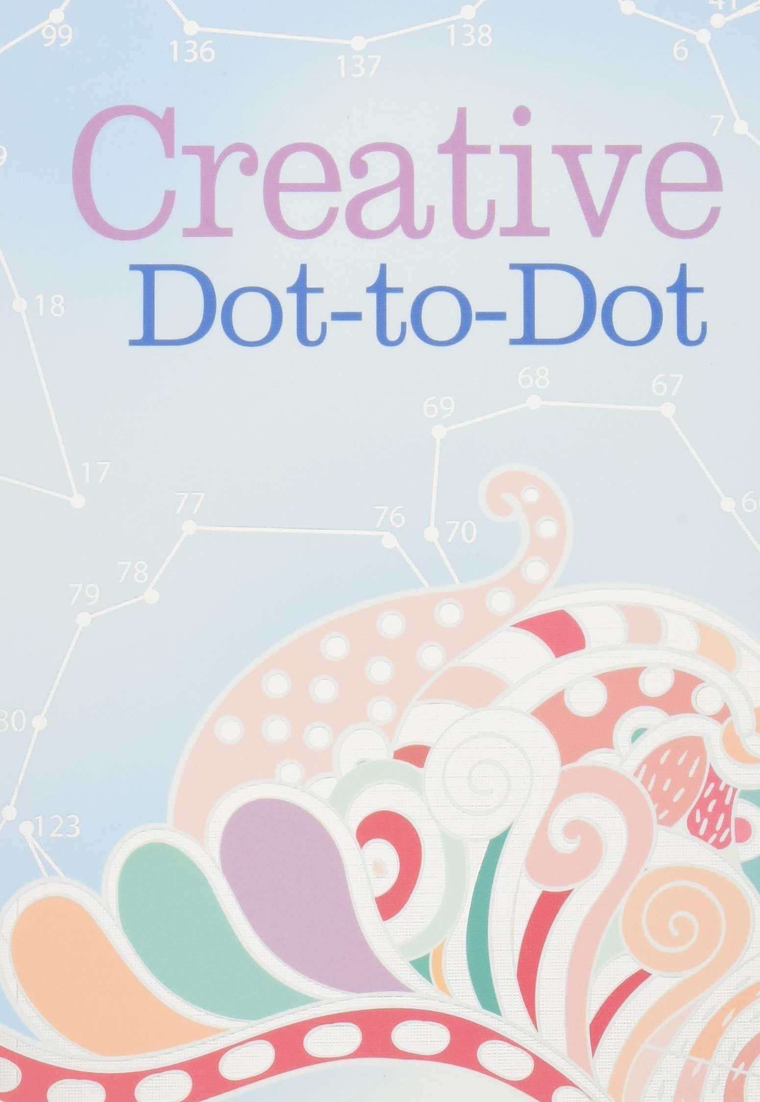 Read Online Creative Dot-to-Dot pdf