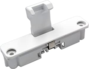 Supplying Demand W10837741 Washer Lid Strike Compatible With Whirlpool Fits PS11726338, W10714899