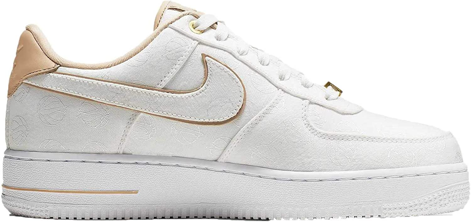 Nike WMNS Air Force 1 '07 LX, Chaussures de Basketball Femme