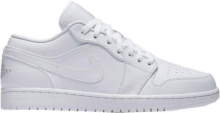 Nike Air Jordan 1 Low, Zapatillas de Baloncesto para Hombre