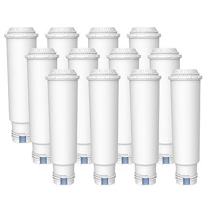 AquaCrest AQK-05 Reemplazo del Filtro de Agua para máquinas de café - Krups Claris