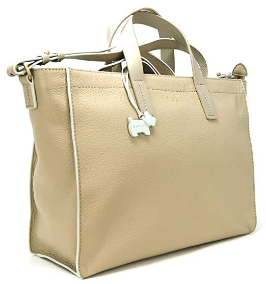 1bb1685fa7562 Image Unavailable. Image not available for. Colour: Radley Medium Zip Top  Multiway Leather Bag ' ...
