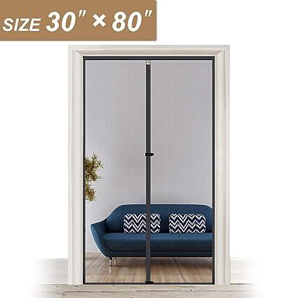 Amazon.com: Puertas de pantalla con imanes 30, puerta de ...