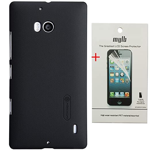 43 opinioni per MYLB Custodia guscio di protezione di alta qualità per Nokia Lumia 930 +1