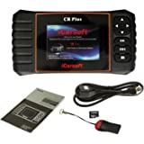 Dispositivo de diagnóstico iCarsoft CR Plus OBD2 CANBus, pantalla color universal
