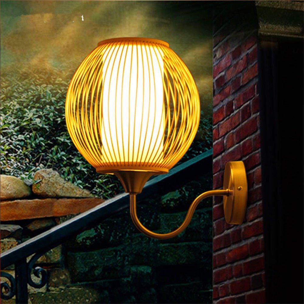MMYNL Moderne E27 Antik Wandlampe Vintage Wandlampen Wandleuchten für Schlafzimmer Wohnzimmer Bar Flur Bad Küche Balkon Kreative Nachttischlampe Wandleuchte