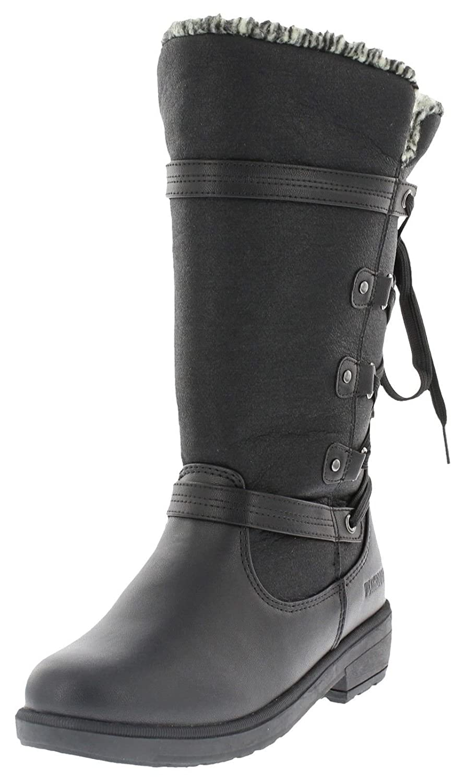 Weatherproof Jackie Women's Fashion Snow Boot   Fleece Lined Calf High Winter Boots B075DDNK43 9 B(M) US