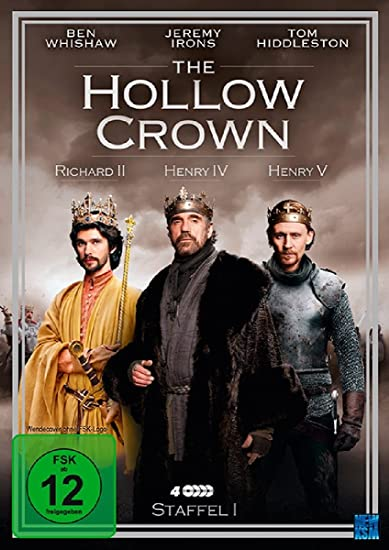 The Hollow Crown - Staffel 1 [4 DVDs]