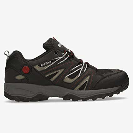 Zapatillas Montaña BORIKEN Negro Hombre (Talla: 40)