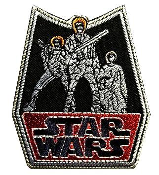 star wars patch 75 x 9 cm cusson brod