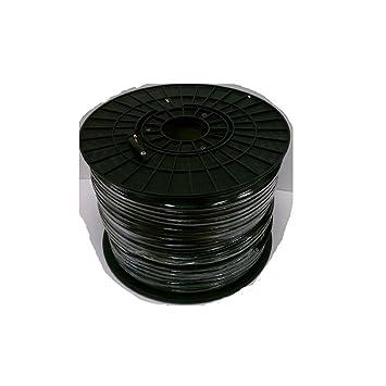 rg8u Bobina rollo de 50 Ohm Cable Coaxial 500 F (RG8 RG8/U o