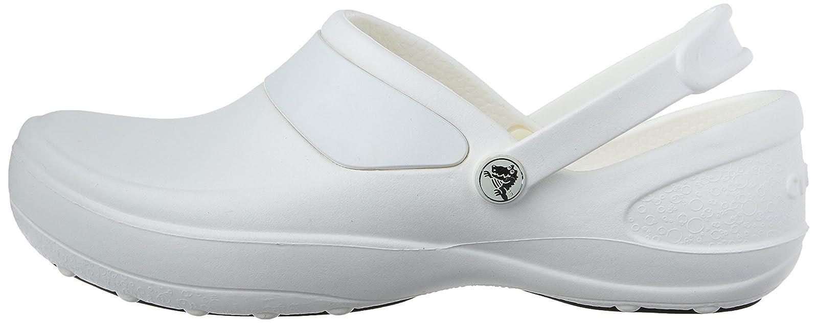 Crocs Women's Mercy Work Slip Resistant - 5