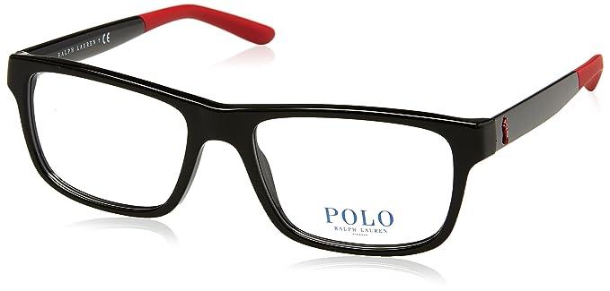 Ralph Lauren POLO 0PH2181 Monturas de gafas, Black, 53 para Hombre ...
